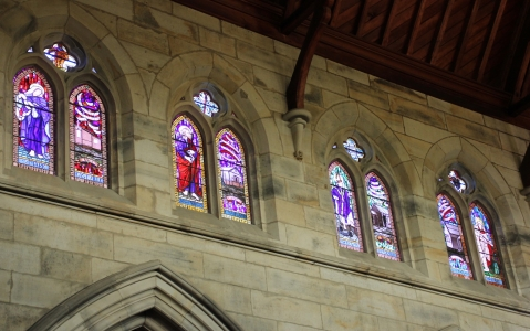 2016 & 2017 clerestory windows